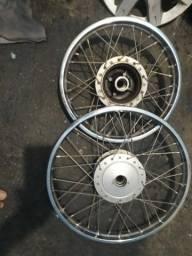 Vendo rodas da pop 100
