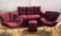 Kit de sofá garanta já o seu