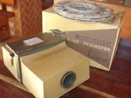 Projetor de slides antigo