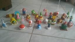 Mario Bros MC Lanche Feliz