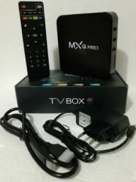 Transforme hj sua tv em smart tvbox novos tv box 3ram 16rom