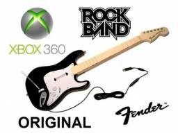 Guitarra Rock Band e Kinect xbox 360
