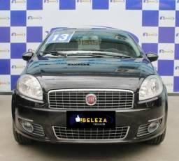 Fiat Linea 2013, Muito novo, único dono, banco de couro! - 2013