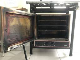 Forno Industrial Elétrico Turbo Fast Oven Progás PRP 004 G2