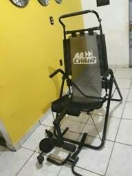 Vendo cadeira de fazer abdominal