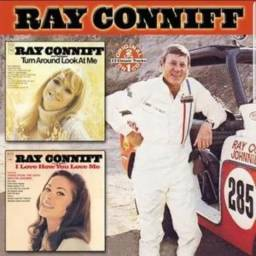 Cd Ray Conniff Turn Around Look at Me / I Love How You Love Me
