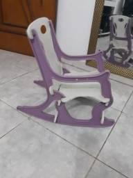 Cadeira de balanço até 7 anos