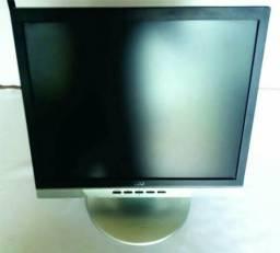 "AOC 712sa LCD 17"" 1280x1024 com alto-falantes"