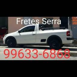 Fretes Serra / 99633-6868