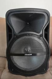 Caixa Amplificada Multiuso Frahm CM 600 BT