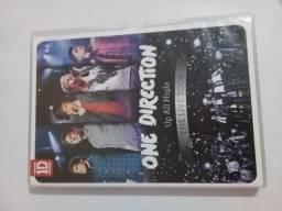 DVD original- One Direction /up all night-the live tour (semi usado)