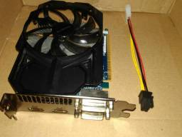 GTX 750 1giga 128bits DDR5