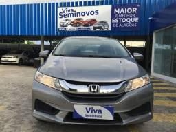 HONDA CITY 2014/2015 1.5 LX 16V FLEX 4P AUTOMÁTICO - 2015