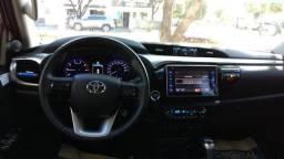 Toyota SRX - 2017