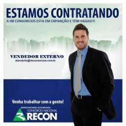 Vagas Vendedor Consorcio - CLT
