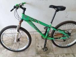 Oportunidade bicicleta pela metade do Preço
