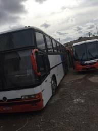 Vendo ônibus Scania - 1992