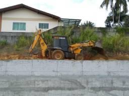 Drenagem, terraplanagem, obras de infraestrutura