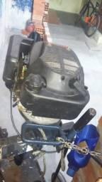 Motor de popa semi novo - 2019