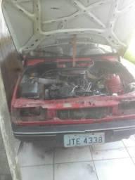 Fiat carcaça e motor cm alguns acessórios