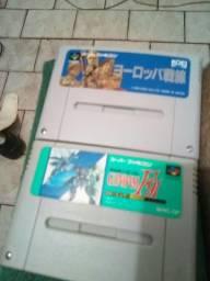 Jogos originais super Nintendo