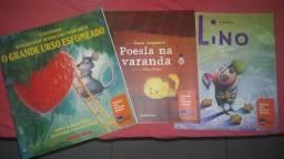 Coleção infantil de livros Itaú