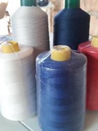 Promoção Tubos de linha 100% algodão no atacado
