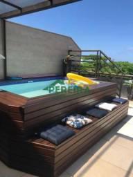 Cobertura à venda com 3 dormitórios cod:RIO638307