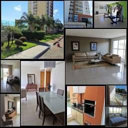 Apartamento no Residencial das Artes na 208 Sul