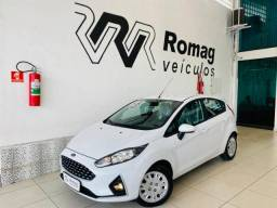 FIESTA 2017/2018 1.6 TI-VCT FLEX SE PLUS POWERSHIFT