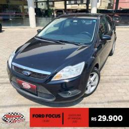 FORD FOCUS 2011/2011 1.6 8V GASOLINA 4P MANUAL