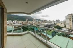 Apartamento com 3 dormitórios à venda, 109 m² por R$ 1.700.000,00 - Humaitá - Rio de Janei