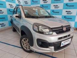 Fiat UNO  WAY 1.0 Flex 6V 5p