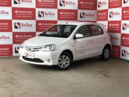 Toyota Etios 1.5 XS 2016 - Até 1 Ano de Garantia Gestauto