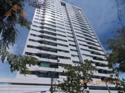 Apartamento com 3 quartos para alugar, 89 m² por R$ 3.662/mês - Boa Viagem - Recife/PE