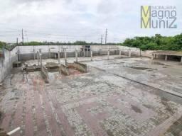 Terreno com galpões para alugar, 2948 m² por R$ 4.500/mês - Centro - Eusébio/CE