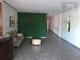 Apartamento com 2 dormitórios para alugar, 80 m² por R$ 1.500,00/mês - Icaraí - Niterói/RJ