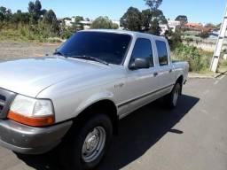 Ford ranger 2001 cd turbo diesel 4x4 - 2001