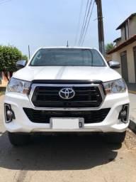 TOYOTA HILUX 2.7 SRV 4x4 flex 19/19 - 2019