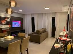 Apartamento 102m² com 3 suítes e varanda gourmet no Jd. Botânico
