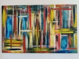 Pintura Abstrata Original (Peça Única)