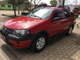 Fiat Palio Adventure 1.8 Flex ano 2005