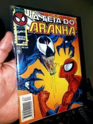 Título do anúncio: A teia do aranha 83. Wpp *