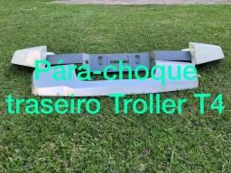 Pára-choque traseiro original Troller T4