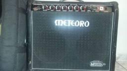 Amplificador Meteoro Nitrous 100G comprar usado  Rio Claro