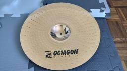 Kit pratos bateria Octagon Signature F, usado comprar usado  Belo Horizonte