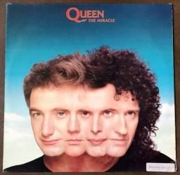 Usado, LP Queen -The Miracle comprar usado  Poá