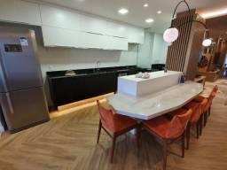 Apartamento de 3 suítes com 130 m² no Setor Marista - Inspirare Spa Residence