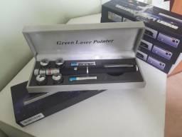 Canetas laser verde 7km