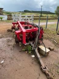 Grade aradora hidraulica
